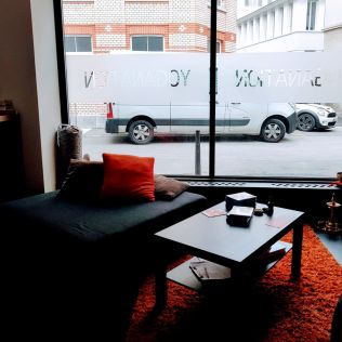 yoganation studio zurich lobby