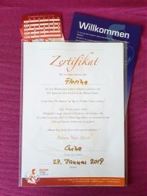 bikram yoga first visit certificate