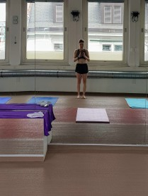 bikram yoga first visit studio