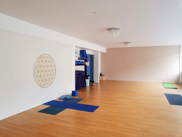 qi yoga - studio wide