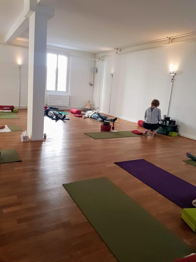 raum fuer yoga zurich studio