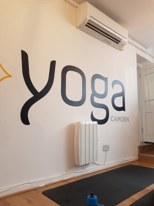 MoreYoga Studio in Camden, London