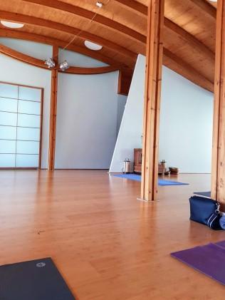 Spirit Yoga Berlin - Practice room