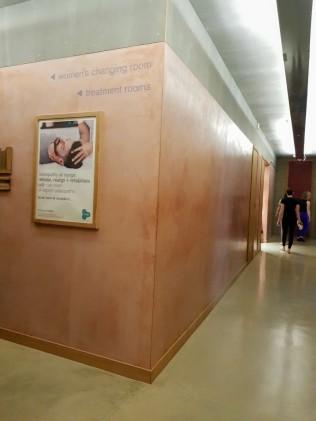 Triyoga London Shoreditch - Hallway