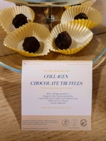 Live Fit Studio x The Wellness Method - Special truffles