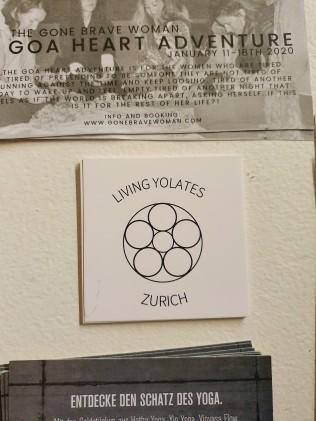 Living Yolates Card
