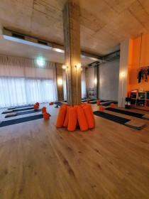 Yoga in a Bag - Studio pre Katonah class