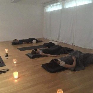Yoga Nidra with Gina - Lights out