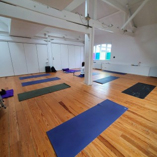triyoga London Soho - Pre Masterclass with Barrie Risman