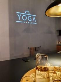 Yoga in a Bag - Studio entrance