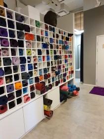 Yoga Nordic Helsinki - Mat registry