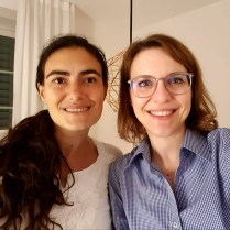 Reiki with Filipa - Selfie