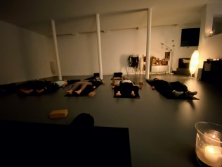 Yoga Tribe Zurich - Community Class - Shavasana