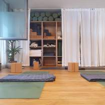 Yoga Atelier Thalwil by Chantal Hauser - Practice space