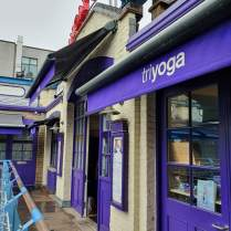triyoga London Soho Entrance
