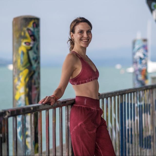 Florina Vilciu - Yoga Studio Guide - Zurich, Rote Fabrik - small